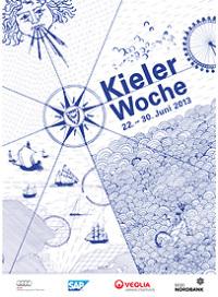 Einladung Kieler Woche 2013