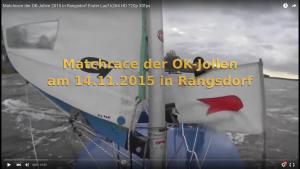 Video Matchrace 2015