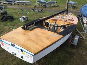 OK Dinghy NZL 558 zu verkaufen