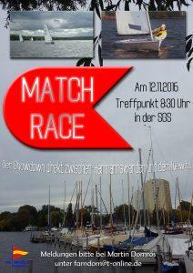 Matchrace der OK-Jollen 2016