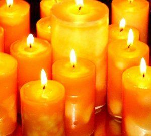 Die hellste Kerze auf der Torte!