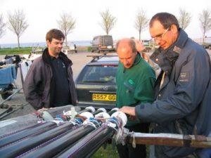 suche:  Carbon-Mast für  85 kg Segler