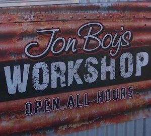 Jon Boys Workshop