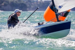 biete: OK Dinghy NZL 562 (2019 World Champion Boat)