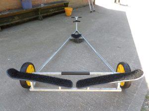 biete: OK Slipwagen unbenutzt  Typ Ovington
