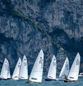 Gardasee-Regatta  Tag 2
